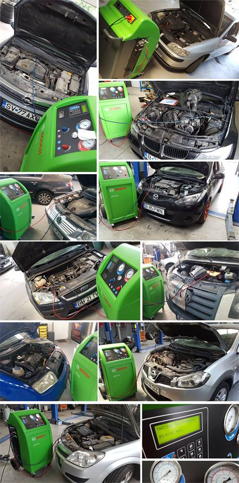 freon aer conditionat auto